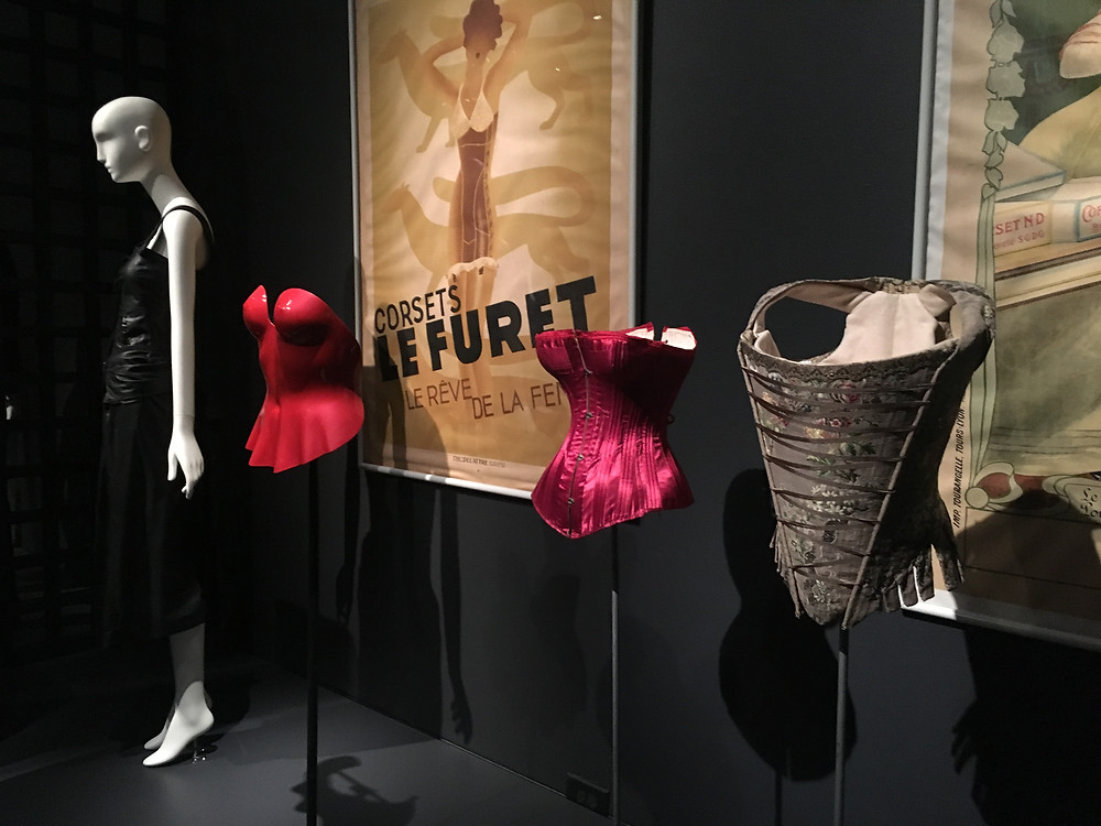 from the exhibition on corsets