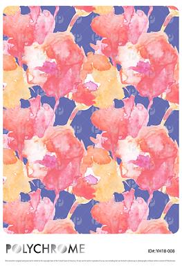 YH18-008 original print pattern