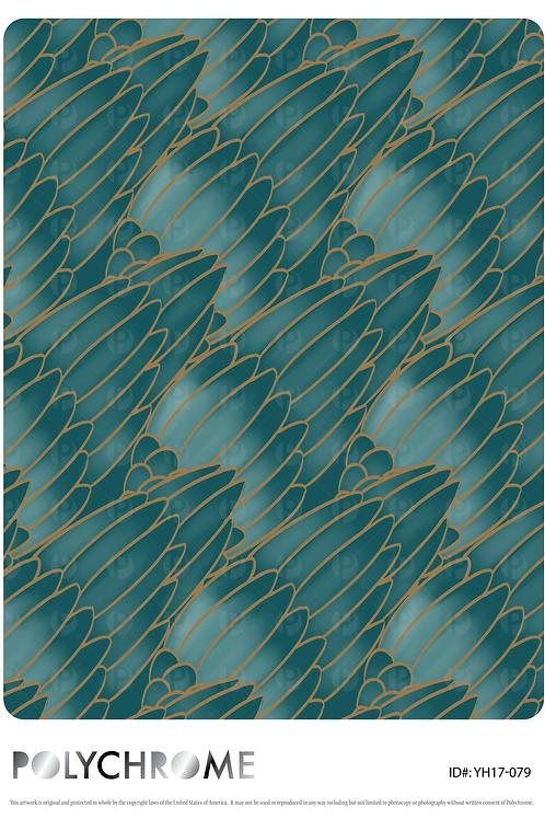 YH17-079 original print pattern