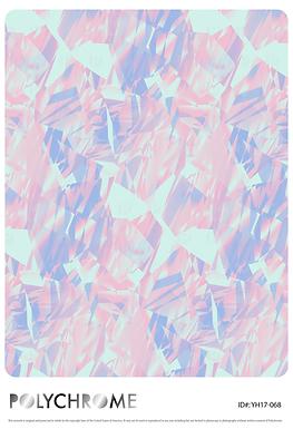 YH17-068 original print pattern