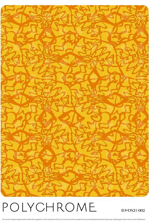 DS21-002 original print pattern