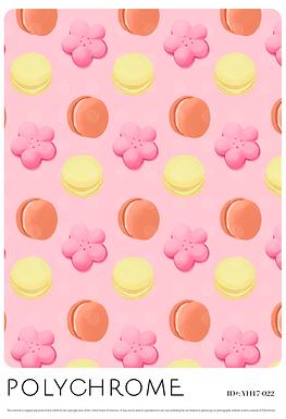 YH17-022 original print pattern