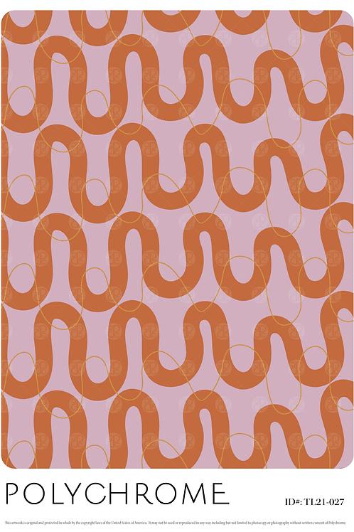 TL21-027 original print pattern