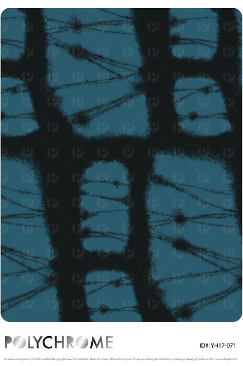 YH17-071 original print pattern