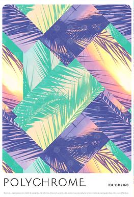 YH18-078 original print pattern