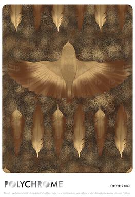 YH17-080 original print pattern
