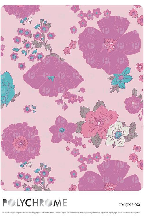 JD16-002 original print pattern
