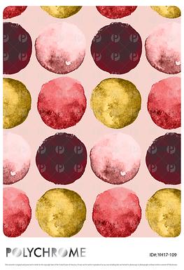 YH17-109 original print pattern