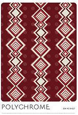 HC18-027 original print pattern
