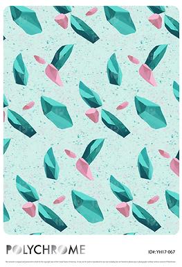 YH17-067 original print pattern