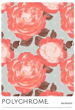 YH18-015 original print pattern