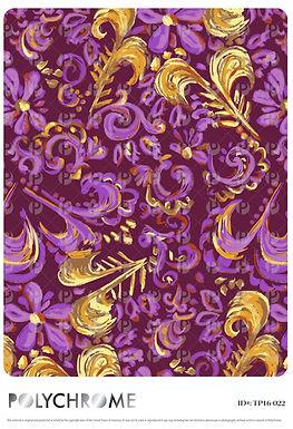 TP16-022 original print pattern