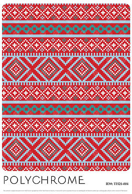 TH21-004 original print pattern