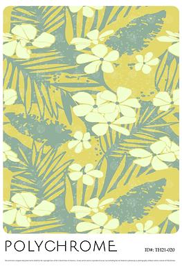 TH21-020 original print pattern