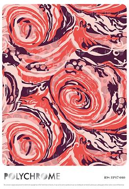 TP17-010 original print pattern