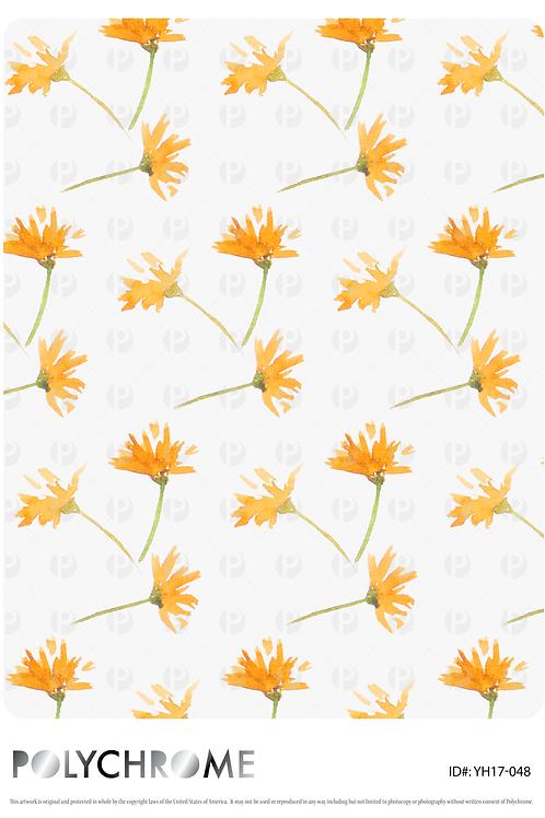 YH17-048 original print pattern