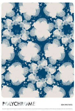 YH17-073 original print pattern