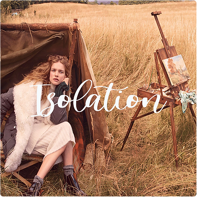 Isolation A/W 2021-22 womenswear trend direction