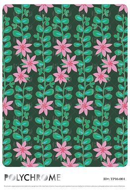 TP16-004 original print pattern