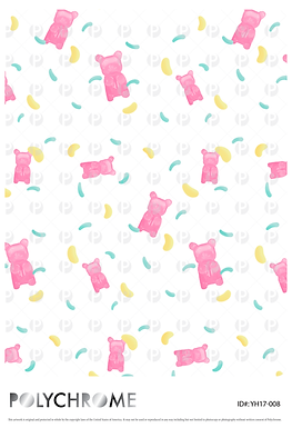 YH17-008 original print pattern