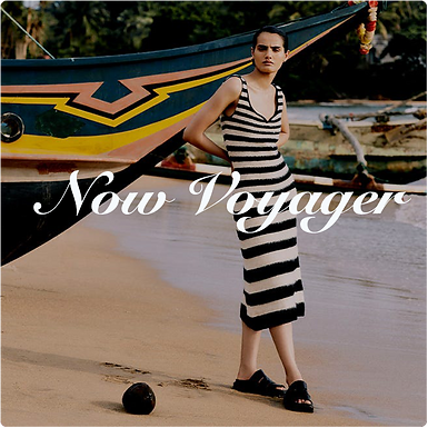Now Voyager S/S 2021 womenswear trend direction