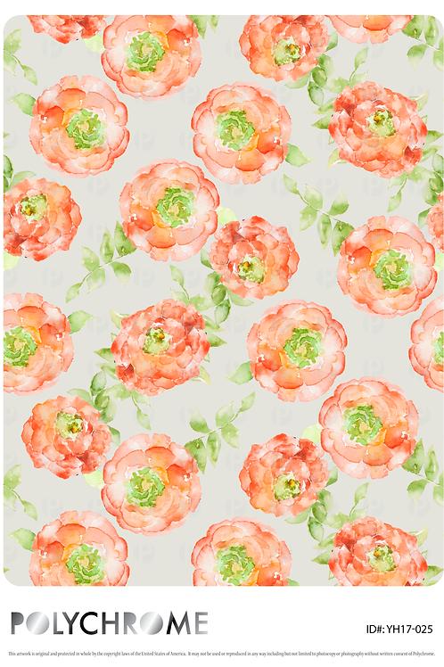 YH17-025 original print pattern