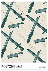 YH18-009 original print pattern