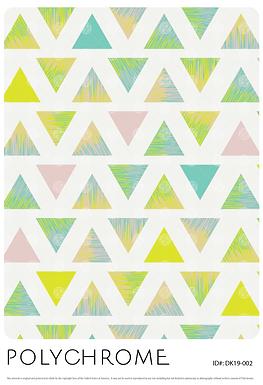 DK19-002 original print pattern