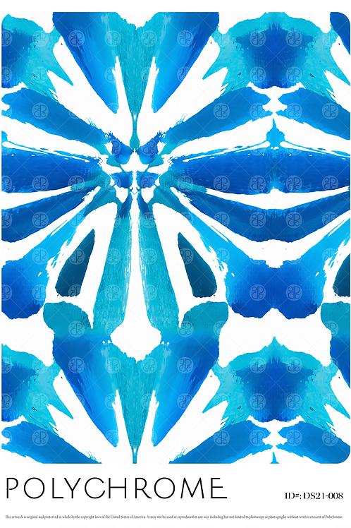 DS21-008 original print pattern