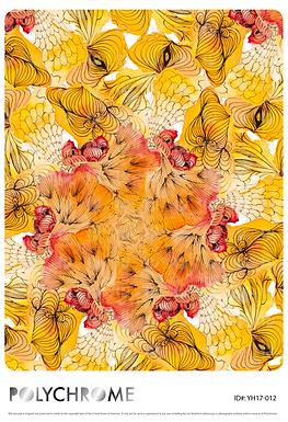 YH17-012 original print pattern