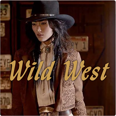 Wild West S/S 2018 trend direction