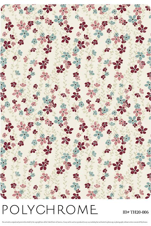 TH20-006 original print pattern
