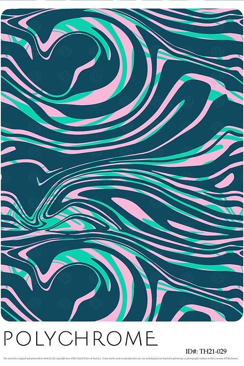 TH21-029 original print pattern