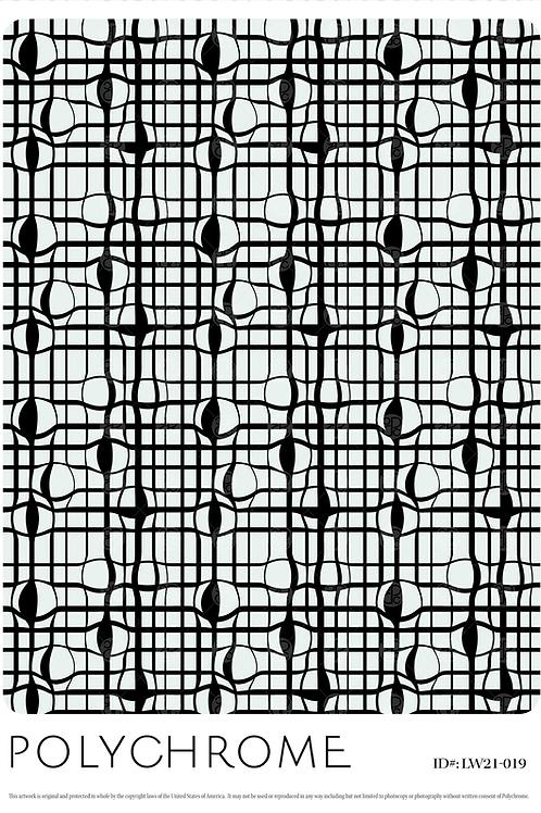 LW21-019 original print pattern