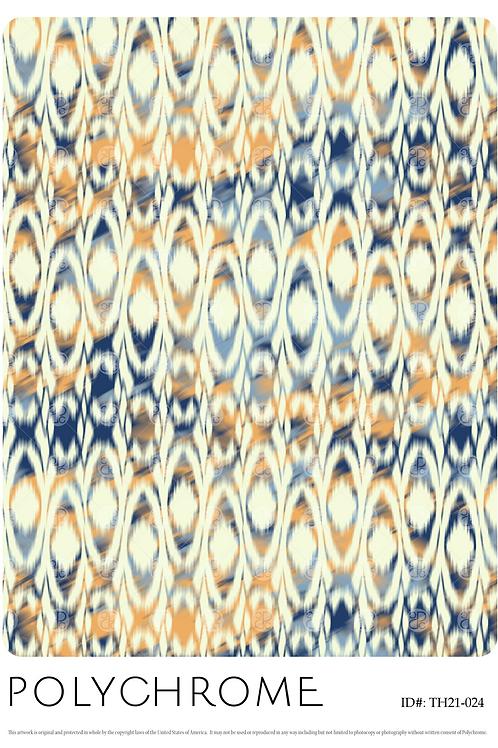 TH21-024 original print pattern