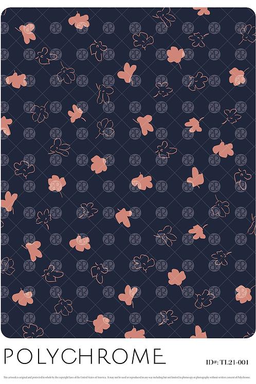 TL21-001 original print pattern
