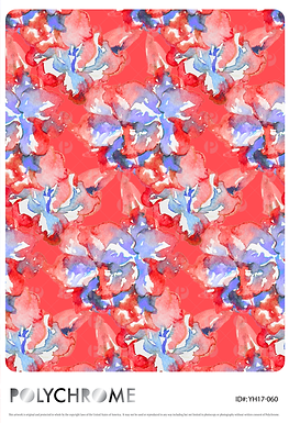 YH17-060 original print pattern