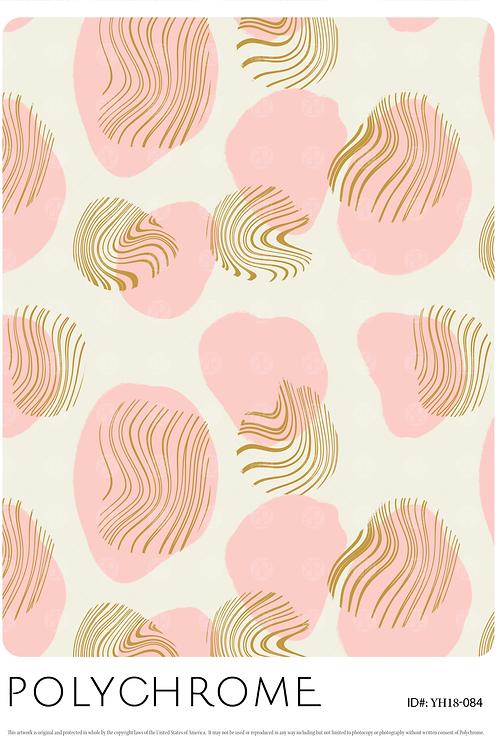 YH18-084 original print pattern