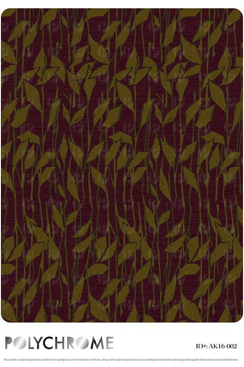 AK16-002 original print pattern