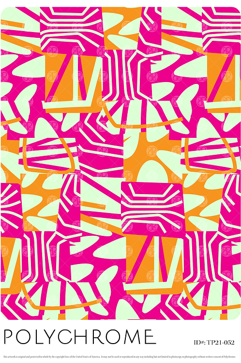 TP21-052 original print pattern