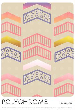YH18-081 original print pattern