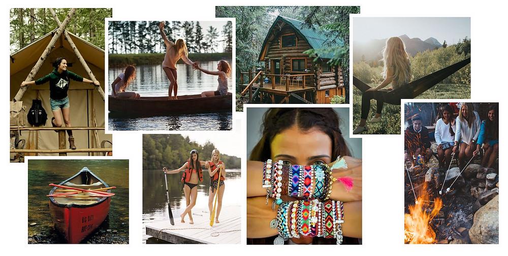 nostalgic Summer Camp images