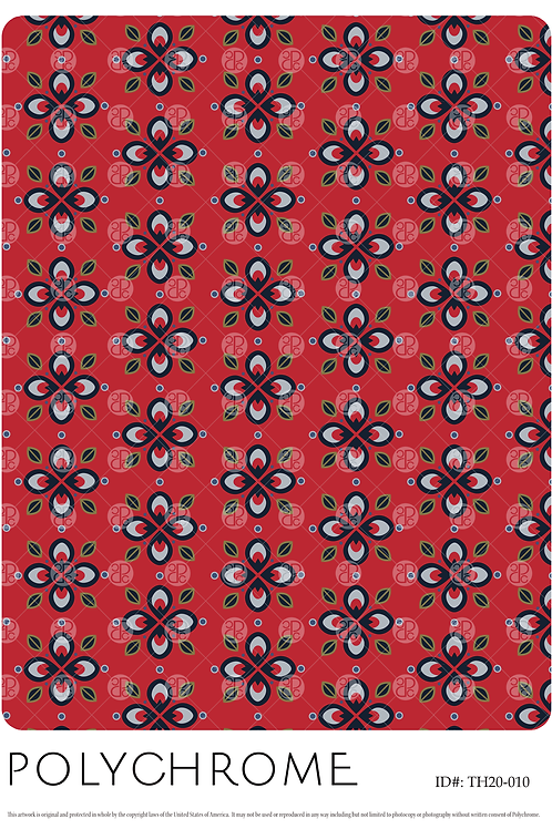 TH20-010 original print pattern