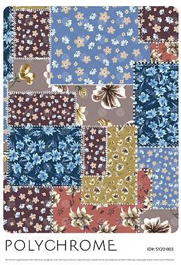 SL20-003 original print pattern