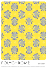 HC18-021 original print pattern