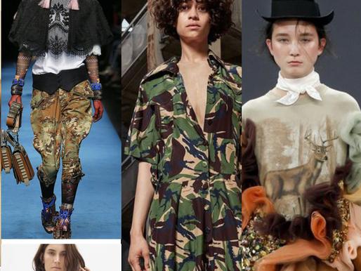 Winter Soldier: camouflage in art & fashion