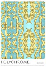 YH18-083 original print pattern
