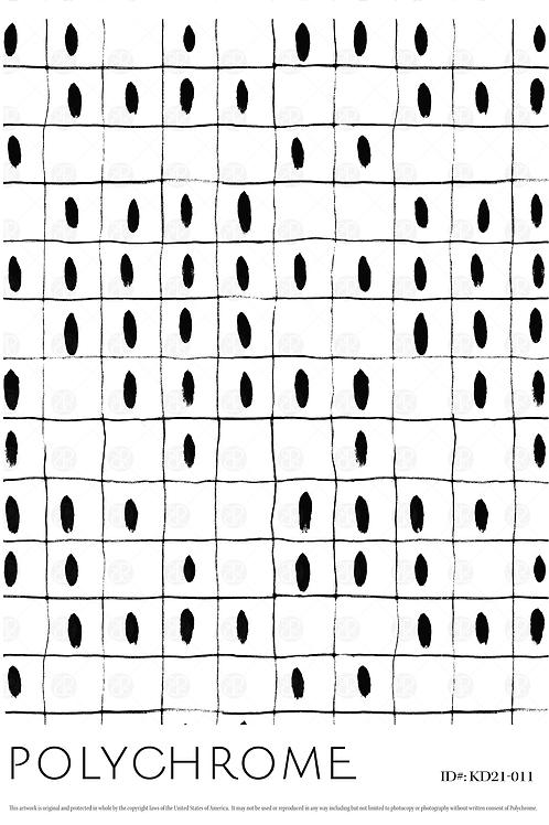 KD21-011 original print pattern