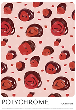 YH18-098 original print pattern