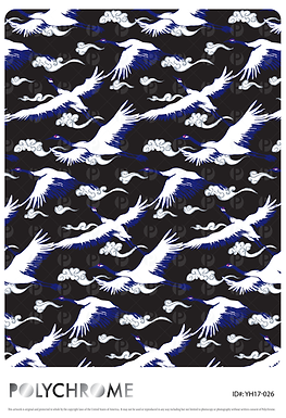 YH17-026 original print pattern